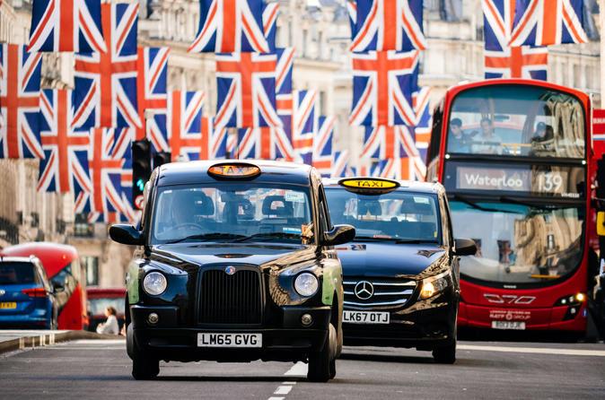 London: Kickstart Your Trip