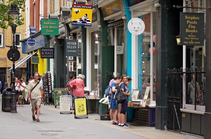 London Literary Walking Experience