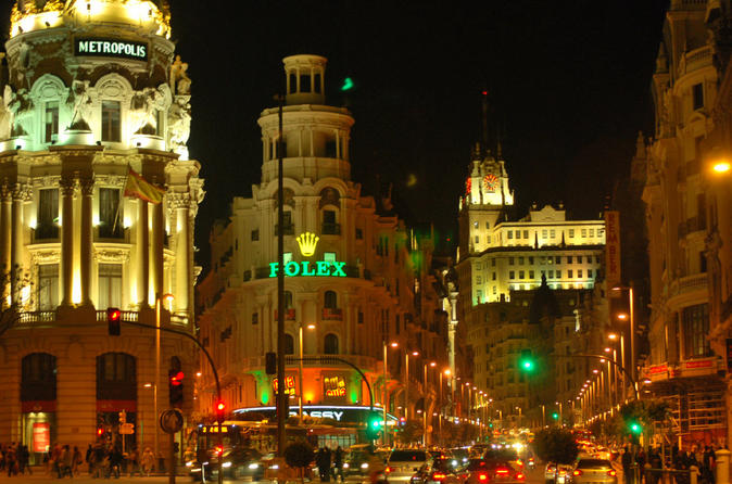 Madrid: Private and Personalised Nightlife Experience