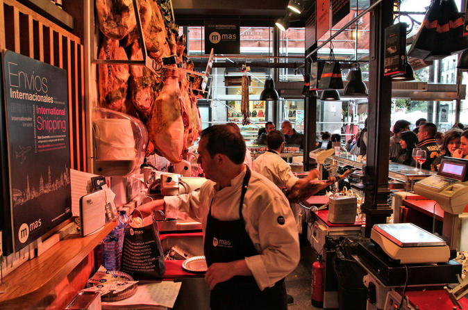 Madrid: Private Food Experience with Host