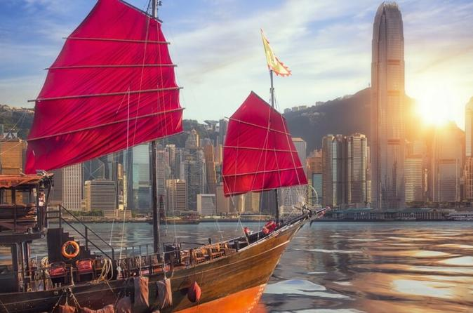 MUST SEE HONG KONG IN A DAY