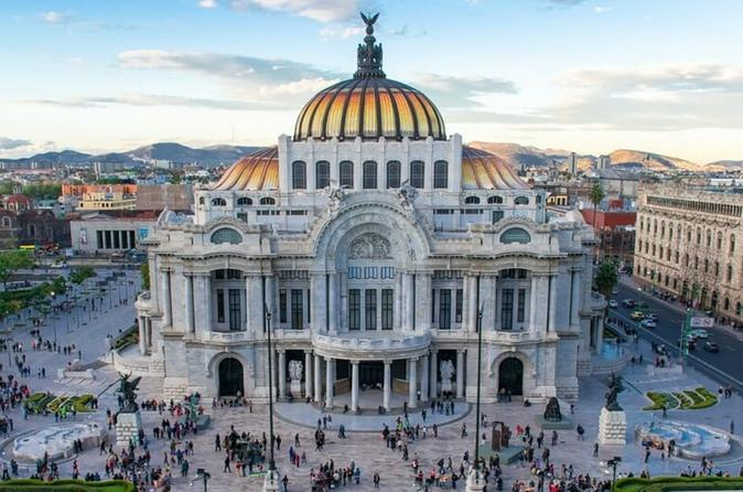 MUST SEE MEXICO CITY IN A DAY