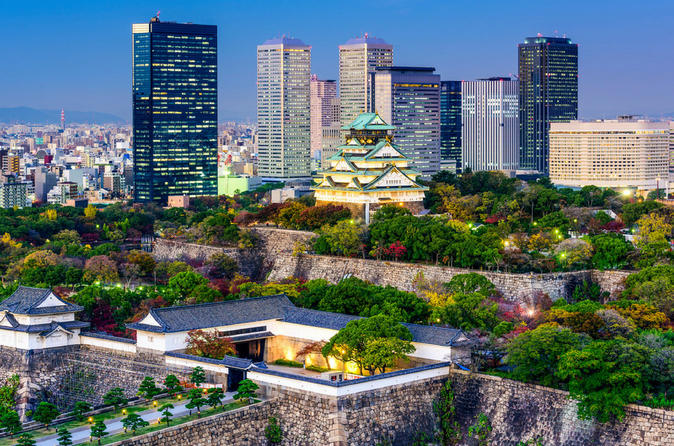 Osaka: Explore the City with a Local