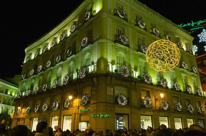 Madrid Holiday & Seasonal Tours