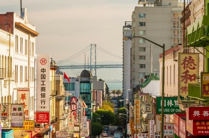 SAN FRANCISCO: CHINATOWN FOOD CRAWL