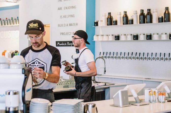 SEATTLE'S COFFEE CRAWL