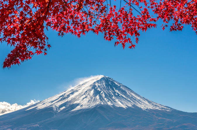 Tokyo: Day trip to Hakone, with views of Mount Fuji