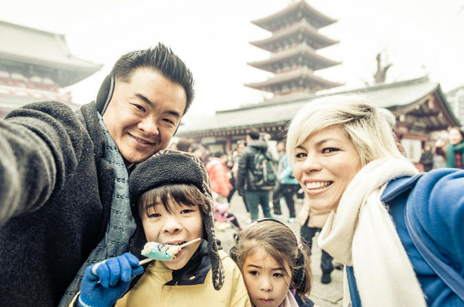Tokyo: Family Friendly Experience with a Local Host