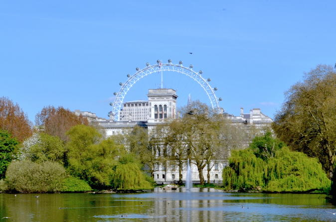 Westminster to Covent Garden Tour in London