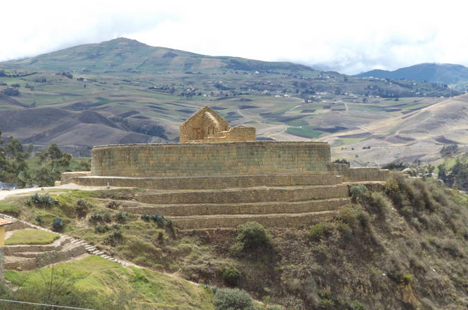 Full day ingapirca archaeological site and gualaceo artisan village in cuenca 296581