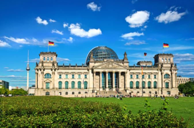 Excursão com várias paradas pela cidade de Berlim com cruzeiro opcional