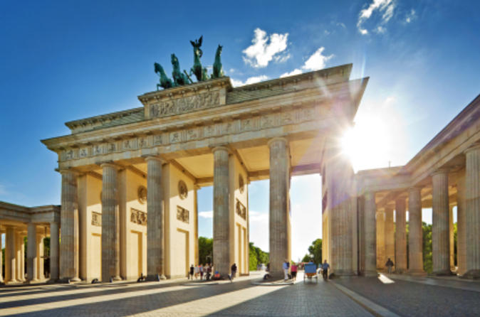 Sin colas: Madame Tussauds y Berlin City Hop-On Hop-Off Sightseeing Tour