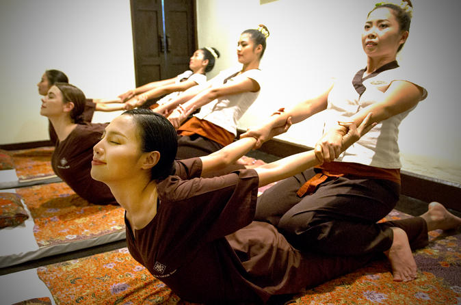 2 hour fah lanna siam massage package in chiang mai in chiang mai 352920