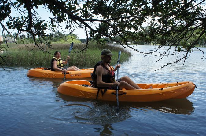 Virginia Beach 1 Hour Single Kayak Als