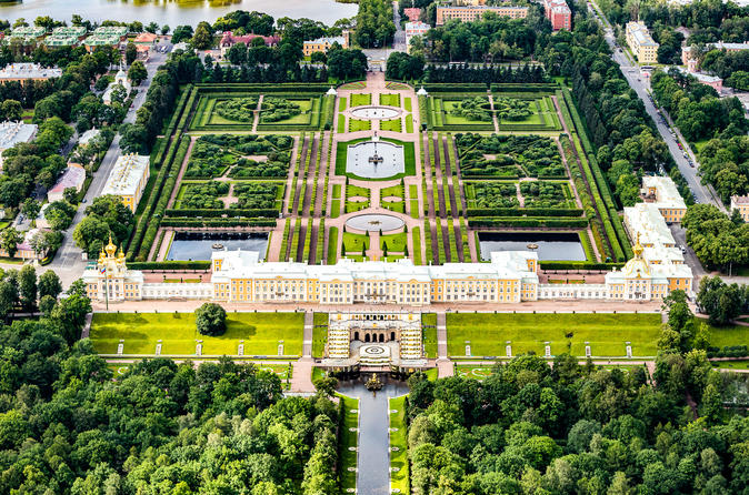 Private St. Petersburg 2-Day All-Inclusive Shore Excursion