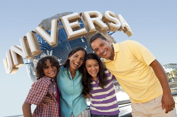 Universal Orlando 2- or 3-Park Ticket  - USA / Canada Residents