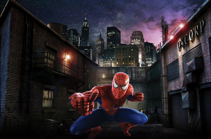Universal Orlando 3-Park Bonus Ticket - Latin America Residents