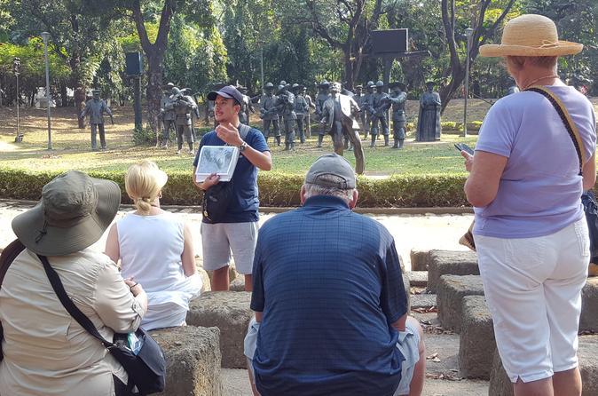 Manila In One Day: Historical and Cultural City Tour With Lunch and Dinner