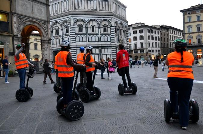 Florence night segway tour in florence 354771