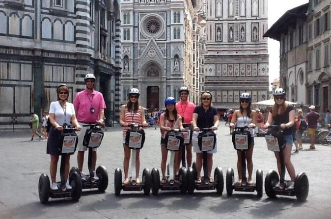 Florence segway tour in florence 137277