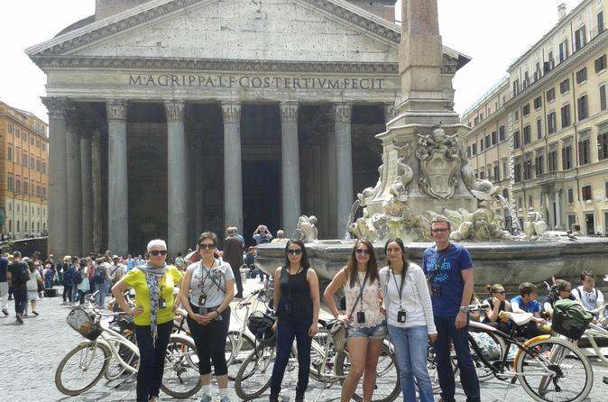 Rome Bike and Food Tour