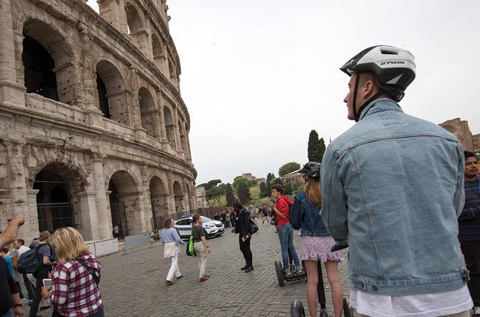 Rome segway tour in rome 630113