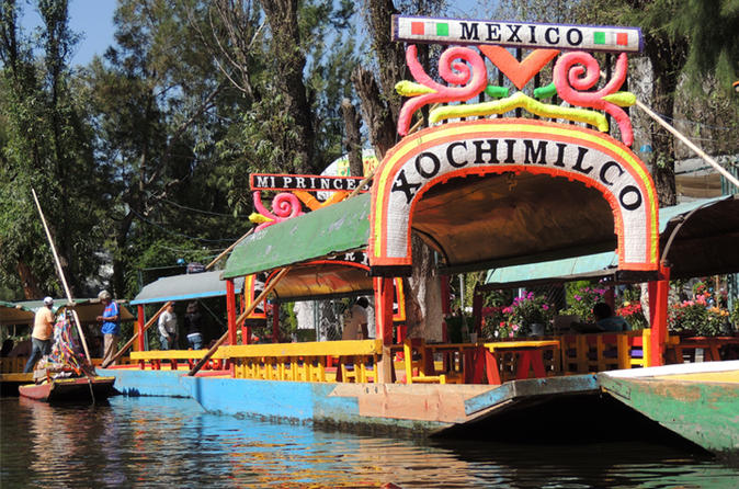 City Tour and  Xochimilco