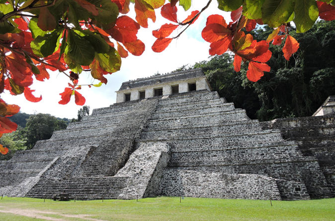 Palenque archaeological site and villahermosa full day tour in palenque 308584