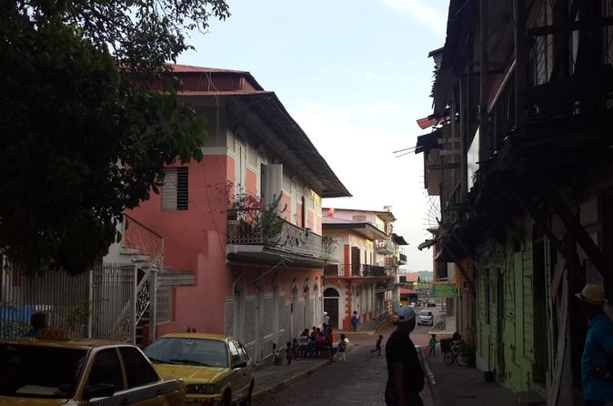 Panama City: Two Sides of San Felipe