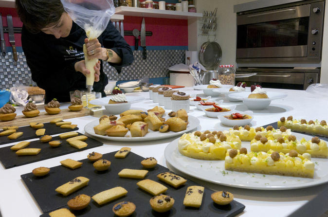 French Desserts Cooking Class
