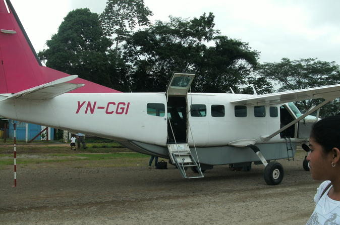 One-Way Shared Transportation from La Fortuna to Managua