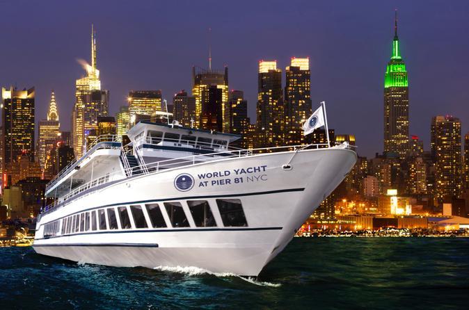 New York Dinner and Nightlife Cruise