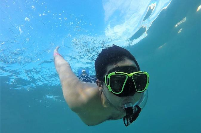 Half-Day Snorkeling Tour with Lunch From Acapulco