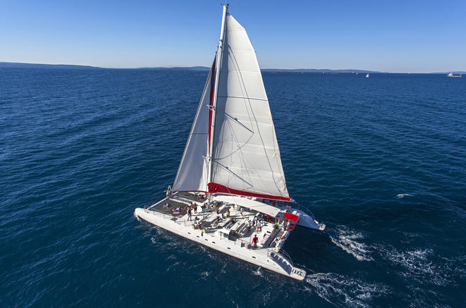 All Inclusive Full-Day Taboga Island Catamaran Tour from Panama City, Panama