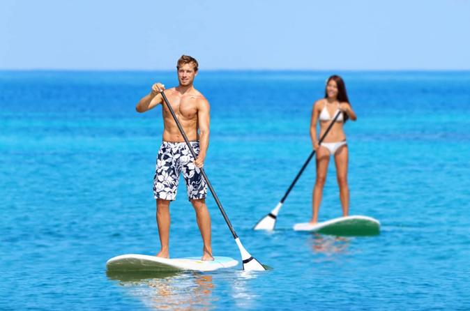 Paddleboard Sup Al With Instruction From Miami Beach Paddleboards