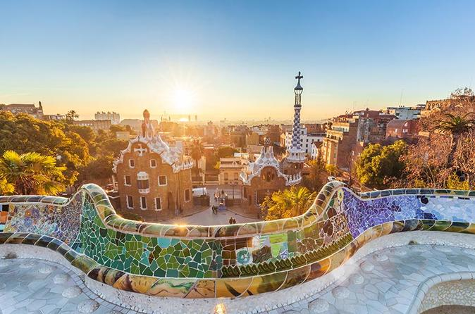 Park Guell Admission Ticket