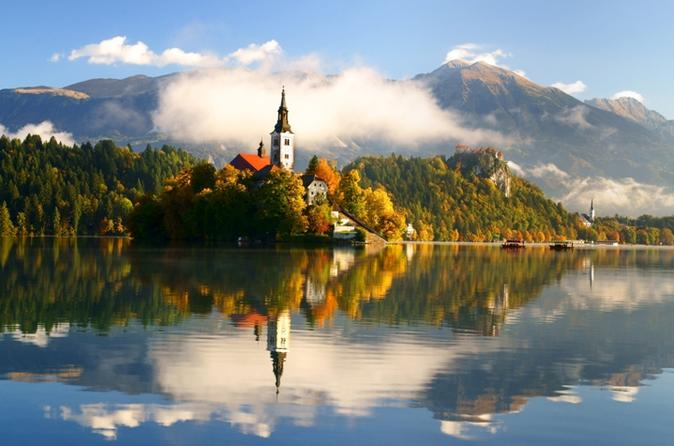 SEMI Private Guided Tour Of Ljubljana And Lake Bled From Zagreb
