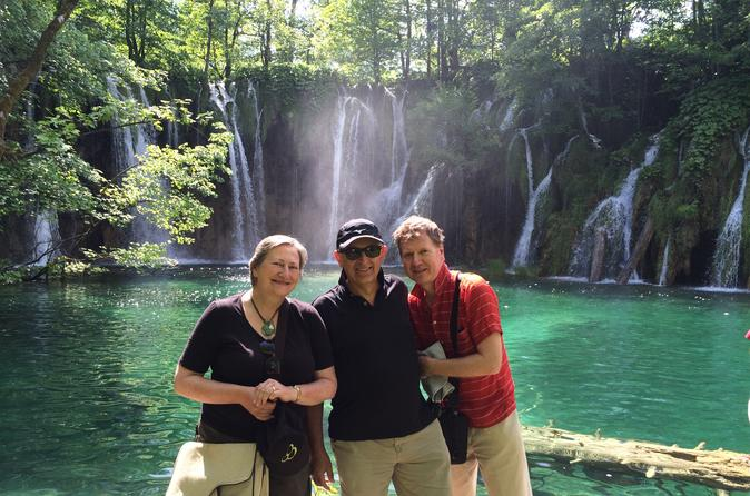 Skip The Line SEMI Private Guided Day Tour Of Plitvice National Park From Zagreb