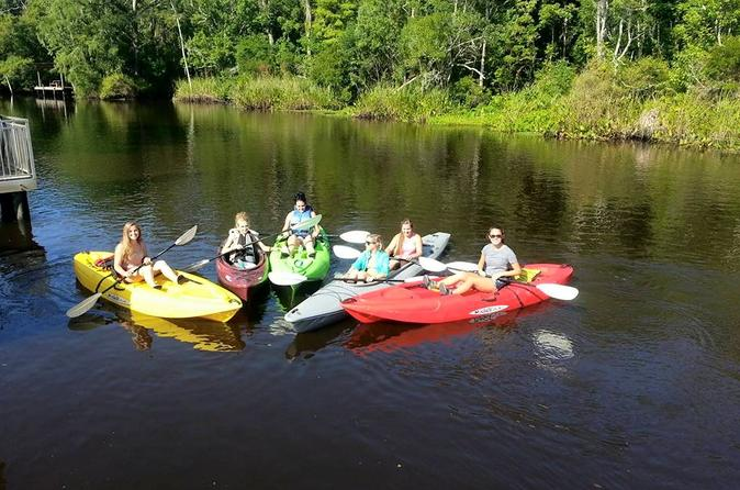 Self-Guided Kayak Tour of Amelia Island