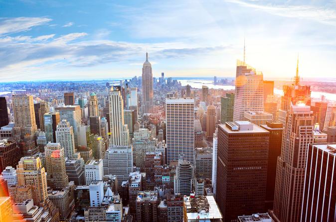 Muito Excursão terrestre pela Cidade de Nova York: excursão privada de  SR74