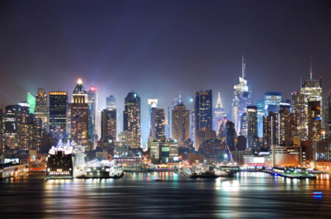 New York City Shore Excursion: Pre-Cruise Half-Day Private Tour
