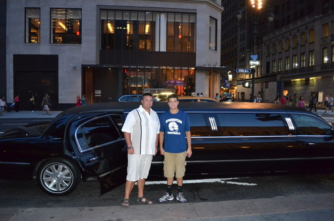 Private Rundfahrt in der Limousine: Highlights von New York