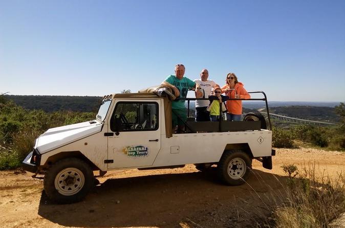Full day jeep safari in algarve in albufeira 315821