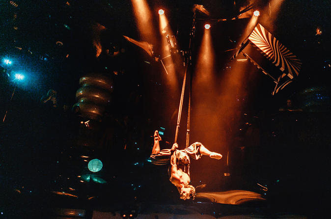 Pacha Ibiza: Dinner and Show in Dubai