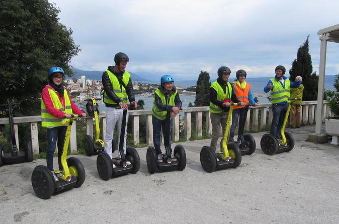 Split segway tour in split 297919