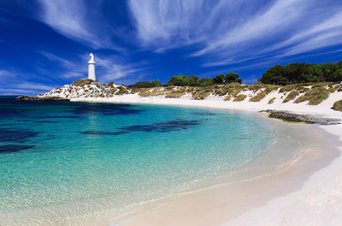 Grand rottnest island tour including lunch and historic train ride in perth 293097