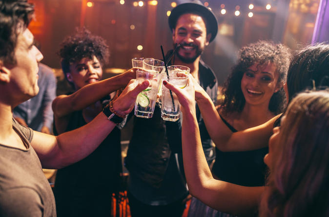 Las Vegas VIP Private Party Bus Club Crawl