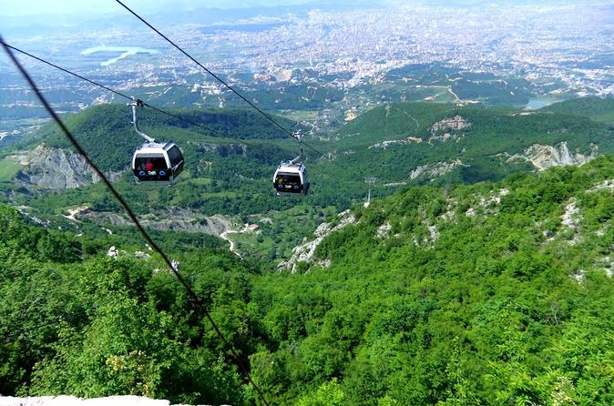 Mountain dajti hiking tour from tirana in tirana 312370
