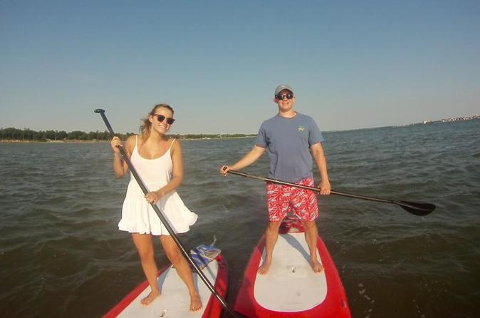 Charleston Harbor Stand up Paddleboard Tour