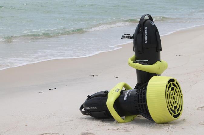 Florida Sea Doo Underwater Scooter Rental In Panama City Beach In